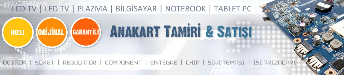 Lcd Led Tv Laptop Notebook Anakart Tamiri Aydın Elektronik