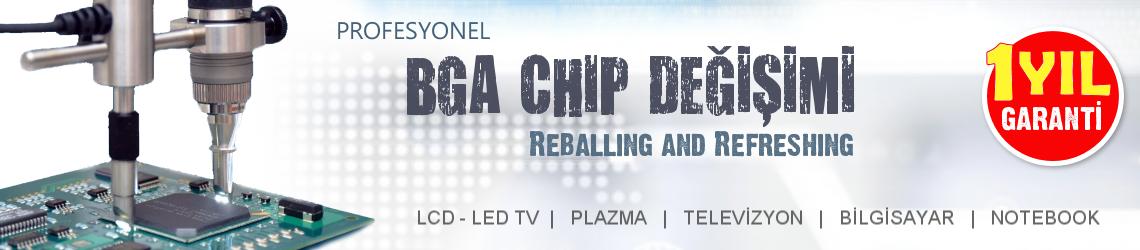 Bga chip değişimi Aydın Elektronik