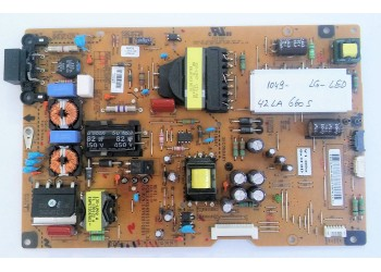 LG 42LA660S BESLEME KARTI - EAX64905701 EAY62810901 POWERBOARD
