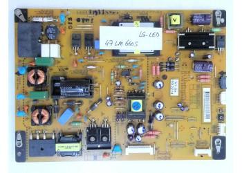 LG 47LM660S-ZA BESLEME KARTI - EAX64744201 (1.3) V1.1A POWERBOARD