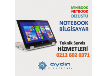 NOTEBOOK TAMİRİ