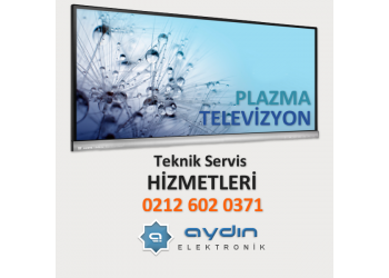 PLAZMA TV TAMİRİ