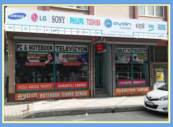 Aydın Elektronik Teknik servis hizmetleri ve yedek parça satışı